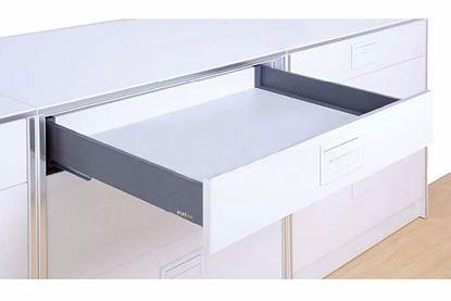 Obrázok pre výrobcu Zásuvkový komplet SMARTBOX 500 biely/sivý DOPREDAJ