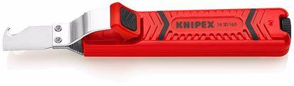 Obrázok pre výrobcu Knipex 1620165SB nástroj na sťahovanie plášťa káblov s priem. 8 - 28 mm
