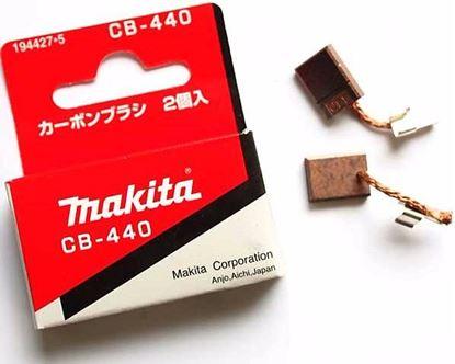 Obrázok pre výrobcu MAKITA CB448/440 196854-2 uhlíky