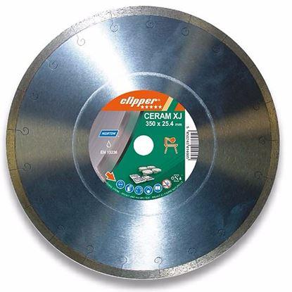 Obrázok pre výrobcu DIA kotúč na keramiku CLIPPER CERAM XJ 230 x 25,4 mm