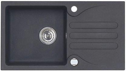 Obrázok pre výrobcu ALVEUS GALAPAGOS granitový drez 770 x 430 mm