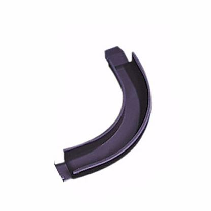 Obrázok pre výrobcu Rehau Roh vodiacej lišty na zafrézovanie 90 ° aluminium