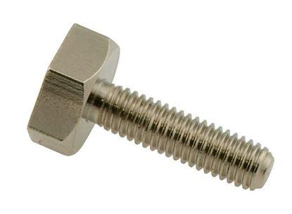 Obrázok pre výrobcu Siso 3591 Zámok dverový magnetický na sklenené dvere 28 x 14 mm
