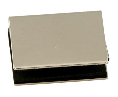 Obrázok pre výrobcu Siso 3592 Protiplech k magnetu na 8 mm sklo nikel