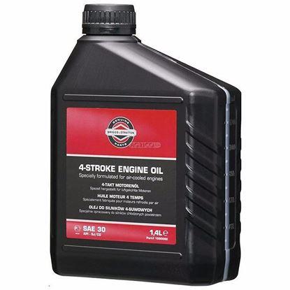 Obrázok pre výrobcu BRIGGS & STRATTON motorový olej SAE 30 4T 1,4l BR100006E