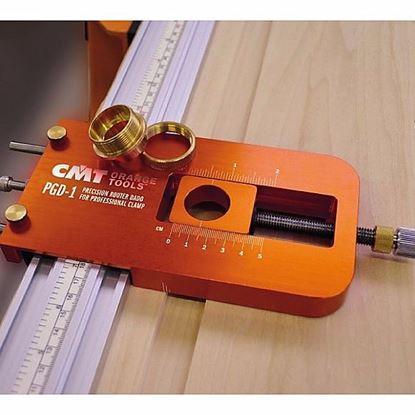 Obrázok pre výrobcu CMT Frézovací prípravok pre PGC pravítka CPGD-1