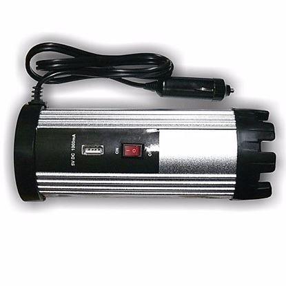 Obrázok pre výrobcu Menič napätia - autoadaptér USB 0200080