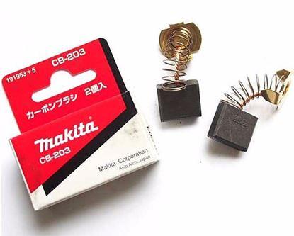 Obrázok pre výrobcu MAKITA CB203 uhlíky 191953-5