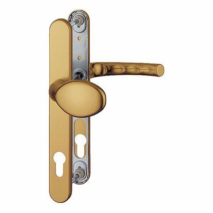 Obrázok pre výrobcu Kľučka + guľa na euro dvere TOKYO 92 fab
