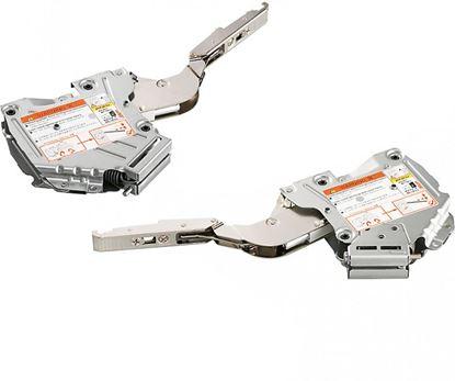 Obrázok pre výrobcu Aventos HK-S BLUM 20K2E01T TipOn silný 960 - 2 215, sada 2ks bez krytiek