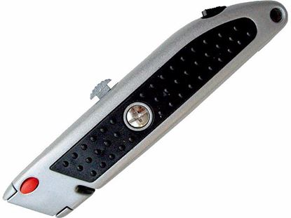 Obrázok pre výrobcu EXTOL 745107 Nôž univerzálny, 160 mm, s tlačidlom