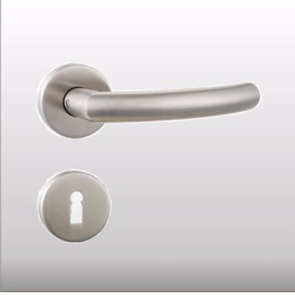 Obrázok pre výrobcu Delená kľučka kl+kl GREEN DG 70L inox