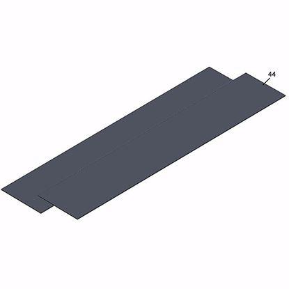 Obrázok pre výrobcu KAUFMANN 10.421.02 náhradné protišmykové podložky 13 x 44 cm pre rezačky 920 mm č.44