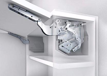 Obrázok pre výrobcu Aventos HK-S BLUM 20K2C01.02 stredná - bez krytiek 400-1000, sada 2ks