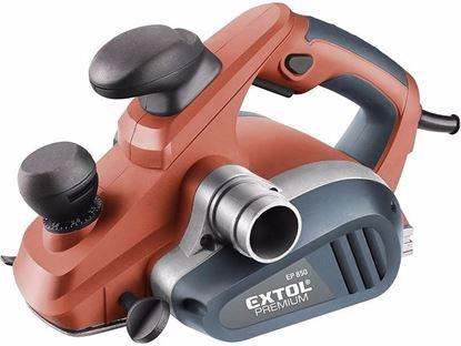 Obrázok pre výrobcu EXTOL EP 850 El. hoblík 8893402