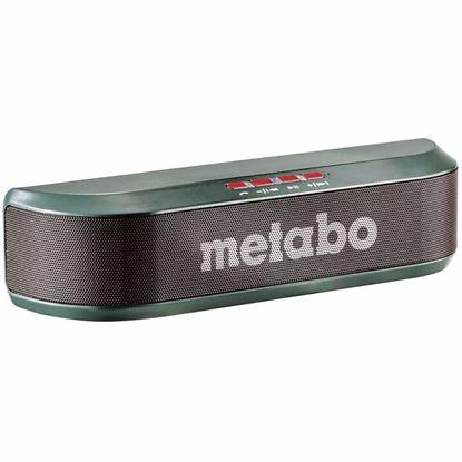 Obrázok pre výrobcu METABO 657019000 Bluetooth reproduktor
