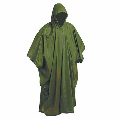 Obrázok pre výrobcu Plášť/pončo PVC zelené 0311001110999