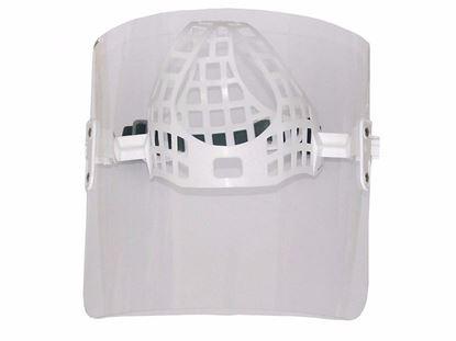 Obrázok pre výrobcu Ochranný štít plykarbónový 22 x 29 cm Extol 280