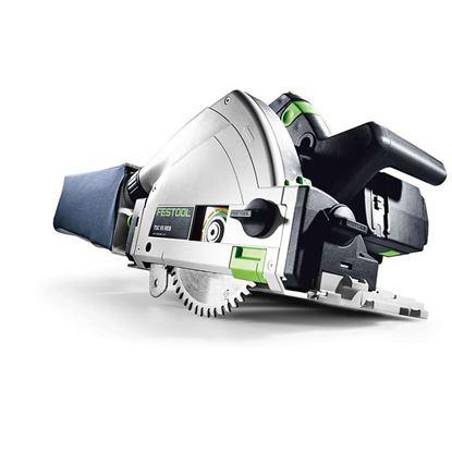 Obrázok pre výrobcu Festool TSC 55 Li REB-Basic Aku. ponorná píla 201395
