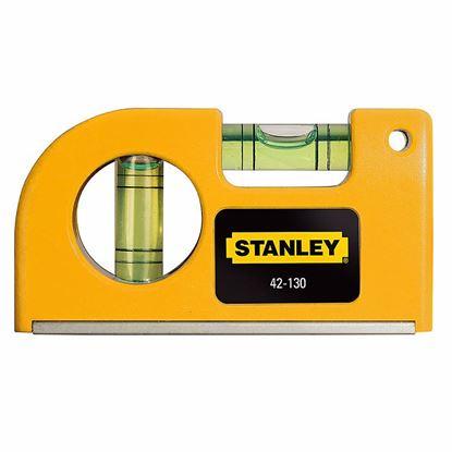 Obrázok pre výrobcu STANLEY 0-42-130 vodováha mini