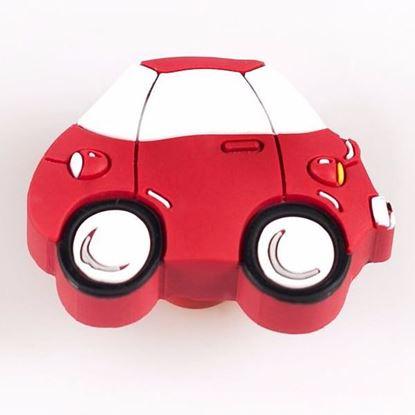 Obrázok pre výrobcu Úchytka DC GD04-C knopok auto červené