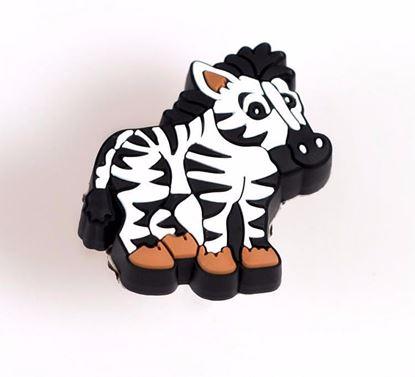 Obrázok pre výrobcu Úchytka DC GD17-CZ knopok zebra