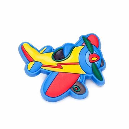 Obrázok pre výrobcu Úchytka DC GD26-Z knopok lietadlo žlté