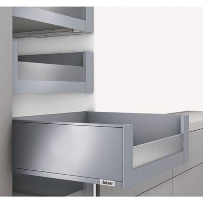 Obrázok pre výrobcu Blum Legrabox pure Vnútorný výsuv - zasúvací prvok - C