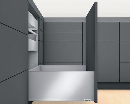 Obrázok pre výrobcu Blum Legrabox pure - čelný výsuv - F