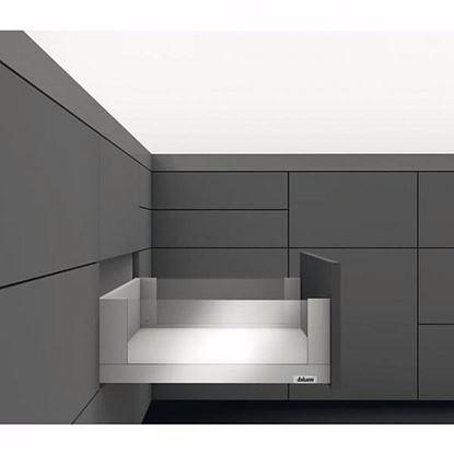 Obrázok pre výrobcu Blum Legrabox free Čelný výsuv - C