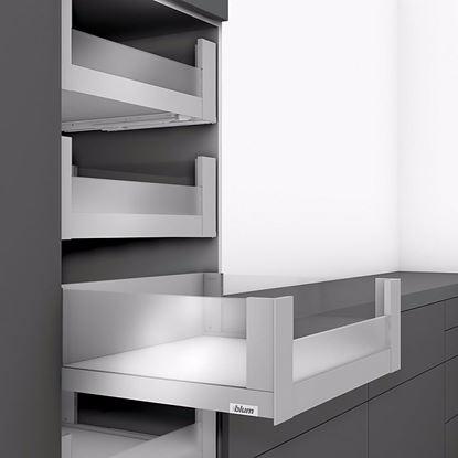Obrázok pre výrobcu Blum Legrabox free Vnútorný výsuv - zasúvací prvok - C