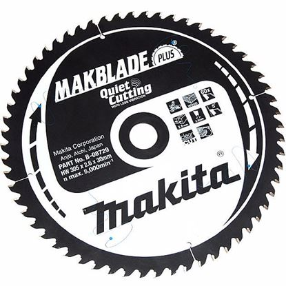 Obrázok pre výrobcu MAKITA B-08729 pílový kotúč 305 x 30 mm 60z