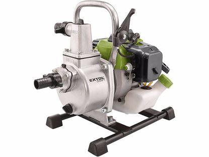 Obrázok pre výrobcu EXTOL 414502 Čerpadlo motorové, prúdové, 133 l/min