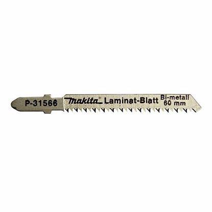 Obrázok pre výrobcu Makita P-31566 pílka do priamoč. píly na laminátové podlahy 60 mm