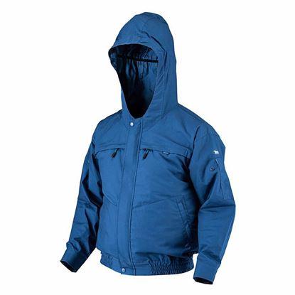 Obrázok pre výrobcu Makita DFJ301ZL Aku. chladiaca bunda