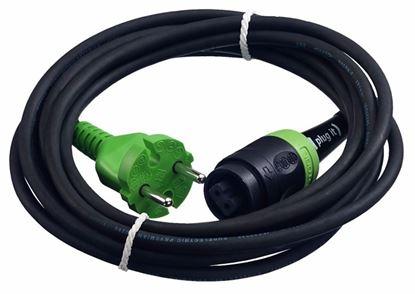 Obrázok pre výrobcu FESTOOL Kábel náhradného prvku (dielca) H05 RN-F/7,5 489661