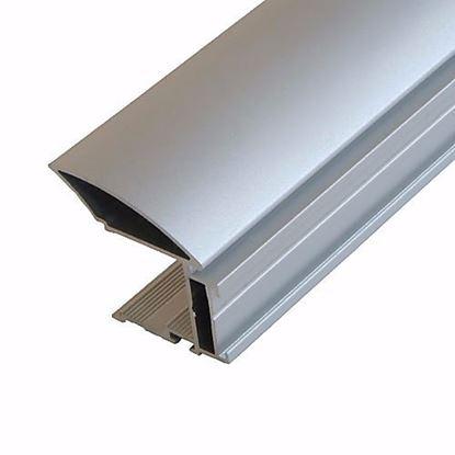Obrázok pre výrobcu 10 ks Madlo MULTIOMEGA WIDE (na širokú štetinu 0099) hliník 2,7 m/Laguna 8710