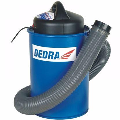 Obrázok pre výrobcu DEDRA DED7833 Priemyselný odsávač pilín a prachu