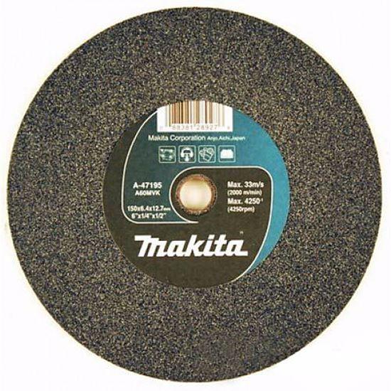 Obrázok Makita A-47195 Brúsny kotúč 150 x 6,4 x 12,7 mm