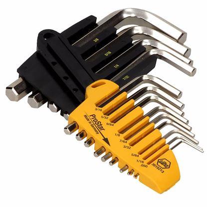 Obrázok pre výrobcu Wiha 25610 sada imbusových kľúčov 351SZ13 v palcoch