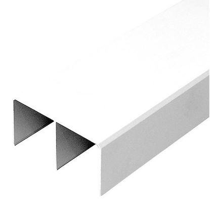 Obrázok pre výrobcu LAGUNA profil horný 8841 biely lesk