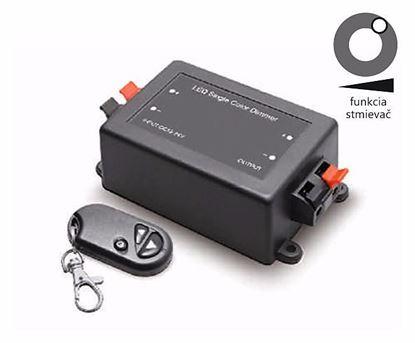 Obrázok pre výrobcu GTV Stmievač pre LED + ovládač 5400-7