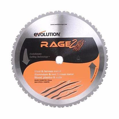 Obrázok pre výrobcu EVO pílový kotúč RAGE multifunkčný EVO035536