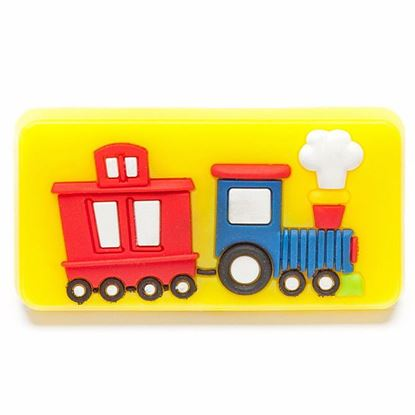 Obrázok pre výrobcu úchytka DC GD36-Z knopok vlak žltý
