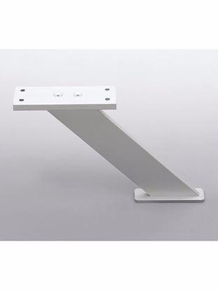 Obrázok pre výrobcu Rejs Konzola hranatá AL rovnobežná 170 mm TD01.0422.07.035