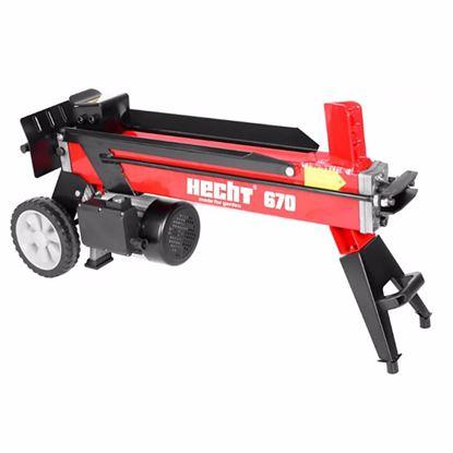 Obrázok pre výrobcu HECHT 670 el. štiepačka na drevo