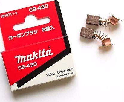 Obrázok pre výrobcu Makity uhlíky CB430, CB438 191971-3