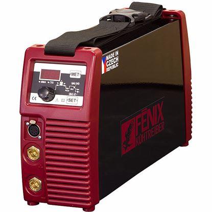 Obrázok pre výrobcu Kühtreiber FÉNIX 200 PFC VR Invertorová zváračka MMA/TIG