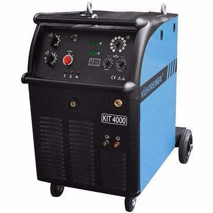 Obrázok pre výrobcu Kühtreiber KIT 4000 W Zváračka MIG/MAG