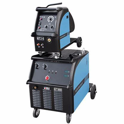 Obrázok pre výrobcu Kühtreiber KIT 5000 WS Zváračka MIG/MAG
